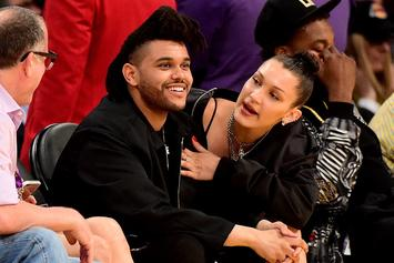 The Weeknd, Selena Gomez & Bella Hadid Are In Paris At The Same Time