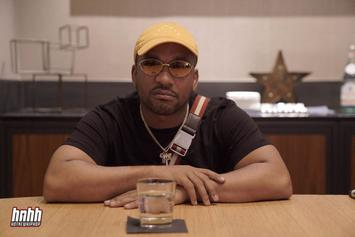 "Cyhi The Prynce Freestyles Over Kendrick Lamar's ""HiiiPower"" For LA Leakers"