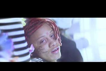 "Trippie Redd Goes Insane In Diplo's ""Wish"" Video"