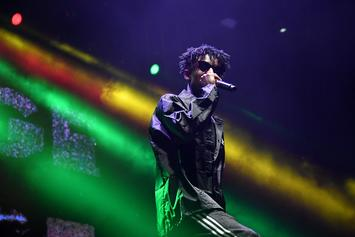 """21 Savage Signs With Epic, Says Drake Is A """"Genuine Person"""""""