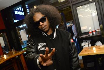 "Ab-Soul Announces ""YMF"" Tour With Little Simz"