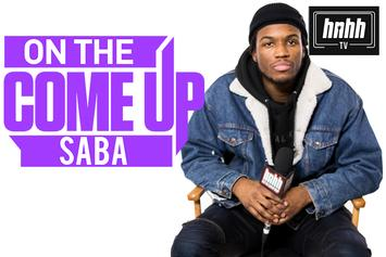 "Saba Talks Chance The Rapper, ""Care For Me"" & More In ""On The Come Up"""