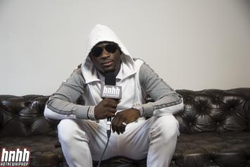 """Ralo Escapes Terrible Car Wreck """"Without A Scratch"""""""
