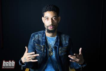 "Stream PnB Rock's Debut Album ""GTTM (Goin Thru The Motions)"""