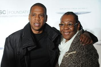 Jay Z's Mom Gloria Carter To Receive Special Recognition At GLAAD Media Awards