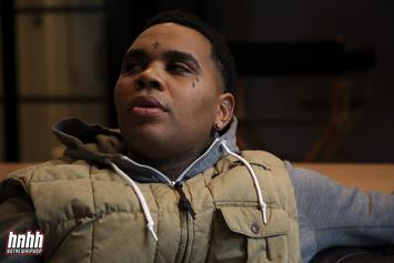 Kevin Gates Hit With 30 Month Sentence Over Gun Charge