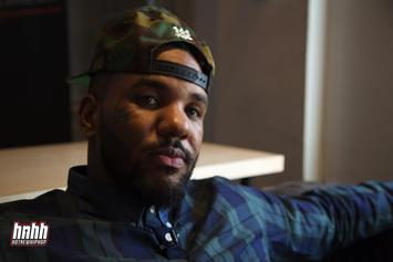 """The Game Responds To """"OOOUUU"""" Remix With Instagram Shots At Meek Mill & Beanie Sigel"""