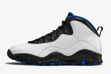 "Air Jordan 10 ""Orlando"" To Release For First Time Since 1995"