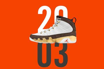 """Air Jordan 9 """"MOP Melo"""" Release Scheduled For Tomorrow"""