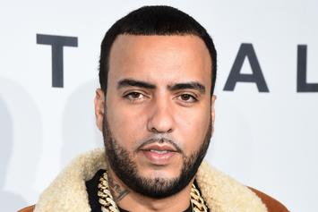 French Montana Befriends Chimpanzee