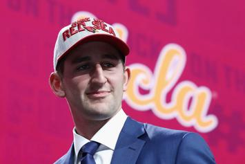 "Josh Rosen ""Pissed"" He Fell In Draft: ""There Were 9 Mistakes Ahead Of Me"""