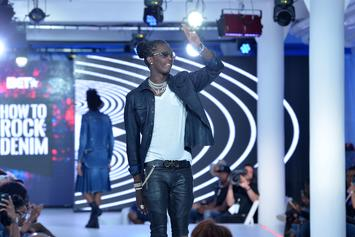 Young Thug Treats Lil Uzi Vert With An Extravagant Shopping Spree