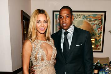 """Jay Z & Beyonce Reportedly Earning A Combined $84 Million From """"On The Run"""" Tour"""