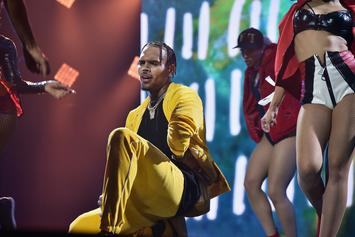 Chris Brown Called Out For Allegedly Stealing Artwork To Promote Clothing Brand