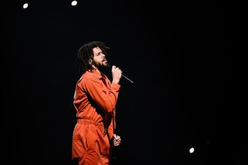 "J. Cole Shares Video Of Lagos, Nigeria Crowd Rapping ""Photograph"" Back To Him"