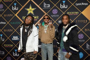 Migos Kicked Out Of Hotel After Valet Fight; Cardi B Taken To Safety: Report