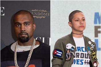 Kanye West Calls Emma González His Hero, Says She Inspired His Shaved Head