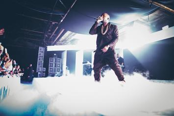 Kanye West Plays 3 Drake Songs At Wireless Festival, Drake Responds
