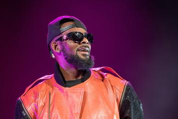 "R. Kelly Says He's ""Infuriated & Heartbroken"" Over Sexual Misconduct Allegations"