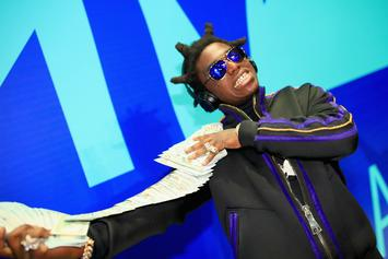 Kodak Black Is The Latest Rapper To Thirst After Kylie Jenner