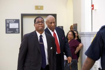 """Bill Cosby's Accuser Says It's """"Time For Him To Suffer"""" In Prison"""
