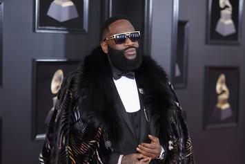"""Rick Ross Reportedly """"In Fear Of His Life"""" After Being Turned Away From Detroit Concert [Update: Rick Ross Speaks On Incident]"""