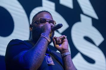 Rick Ross Given A Brand New Kenyan Name After Performance In Africa