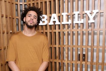 "First Week Sales Projections For J. Cole's ""4 Your Eyez Only"" Have Already Surfaced"