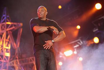 "Dr. Dre's ""Detox"" May Not Actually Be Titled ""Detox"""