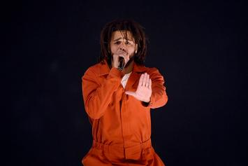 "J. Cole's ""K.O.D"" Will Be His Next Single"