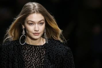 "Gigi Hadid's Vogue Italia Cover Criticized For ""Blackfacing"" Its Covergirl"