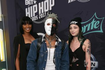XXXTentacion Attacked On Stage During His Performance In San Diego