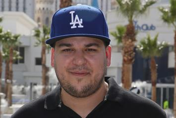 Rob Kardashian Alludes To Having Lost A Ton Of Weight