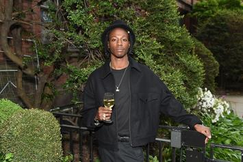 London On Da Track Previews Collab With Joey Bada$$