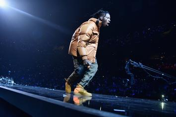 """Joey Bada$$ Reacts To Kanye West's """"Lift Yourself"""" In New Tour Vlog"""