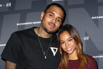 Karrueche Tran Reportedly Dumps Chris Brown [Update: Sources Say Chris Brown Broke It Off]