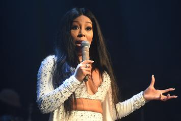 "K. Michelle Updates Butt Implant Recovery: ""I Don't Look Like A Sexy Ant"""