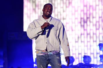 "Kanye West Laughs Off  Donald Glover's ""SNL"" Skit Of His Tweets"