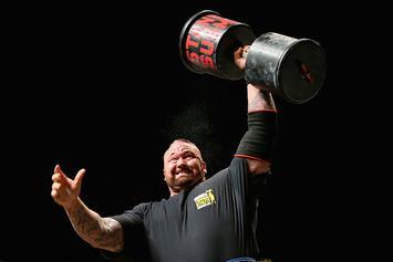 """""""Game Of Thrones"""" Villain """"The Mountain"""" Named World's Strongest Man"""