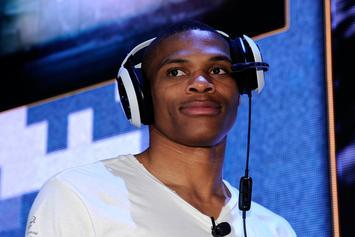 """Russell Westbrook On His 50-Point Triple-Double: """"I Don't Give A F*ck"""""""