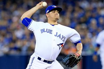 Blue Jays Closer Roberto Osuna Arrested For Assaulting A Woman