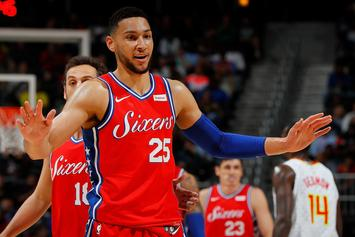 "Philadelphia 76ers Unveil 2017-18 ""Association"" And ""Icon"" Nike Uniforms"