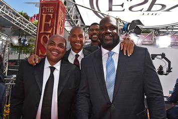 Shaq & Charles Barkley Get In Heated Argument On Inside The NBA