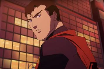 """""""The Death Of Superman"""" Trailer Debuts Online"""