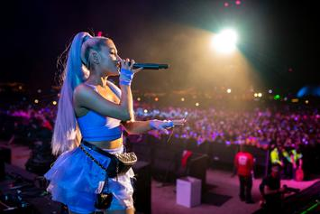 Ariana Grande Shouts Out Nicki Minaj On Twitter, Fans Confuse It For Lyrics