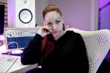 Bhad Bhabie Denies Ever Sleeping With Trippie Redd, Admits They Kissed Before