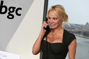 Pamela Anderson Attacks Ride-Hailing Companies In New Batman Inspired PSA