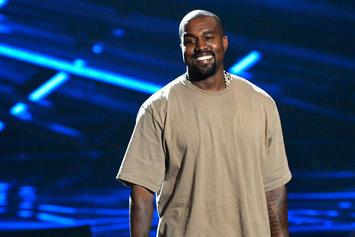 Kanye West Tossed His Phone To Finish Working On Those Five Albums