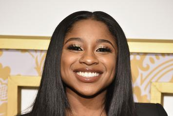 Reginae Carter Is Clearly Excited About Seeing Her Man YFN Lucci