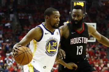 """Kevin Durant On Game 2 Loss: """"We're Not The Juggernauts Of The NBA"""""""
